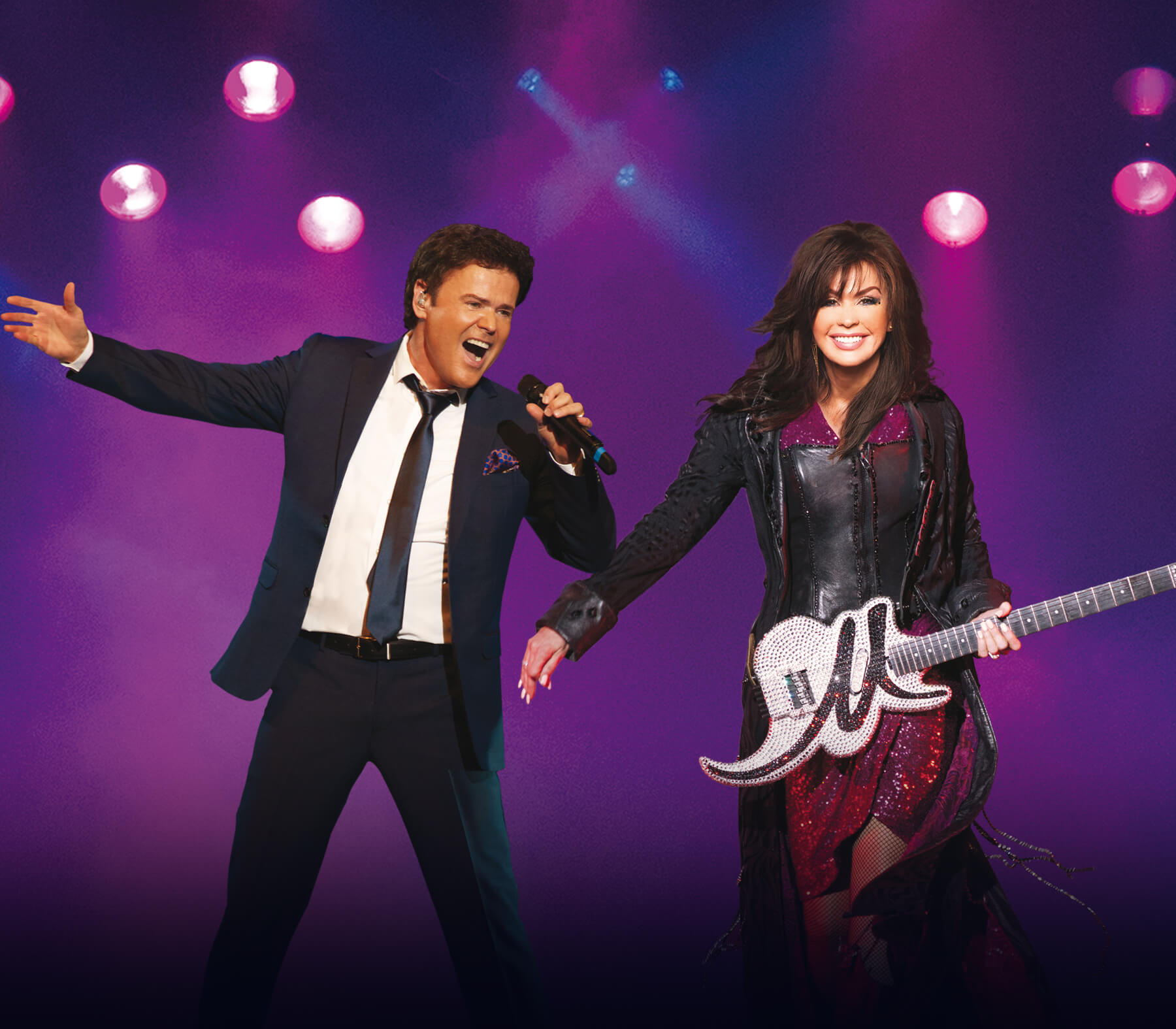 Donny And Marie Christmas Tour 2020 Donny and Marie Tour