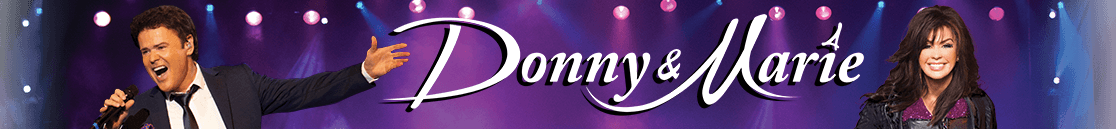 Donny and Marie Tour logo